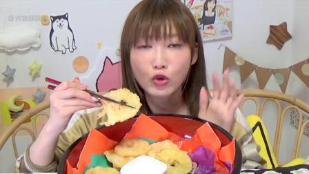 【吃货木下】甜和咸的结合,超香脆的炸菠萝真是让人欲罢不能!