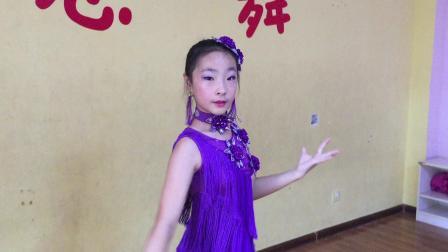 西安市恋舞艺术培训 少儿专业拉丁伦巴