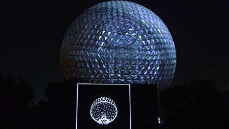 绿光单模光纤激光器进驻迪士尼