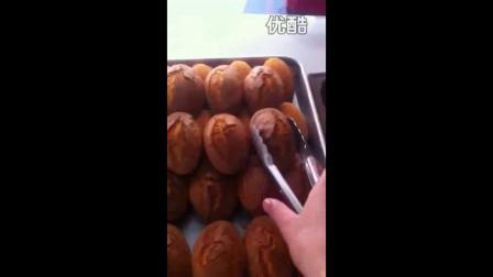 台湾正宗无水南瓜蛋糕配方_高清