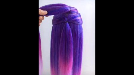 时尚瘦脸蘑菇头高贵详解莫西干欧式发型栗子头编发