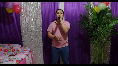 【2017.4.16】伤感歌曲 情歌对唱《看透爱情看透你》流浪歌手朱坤 练习版