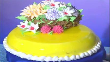 裱花蛋糕制作 戚风蛋糕如何裱花