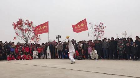 冠县梅花拳弟子参加首届国际梅花拳文化节