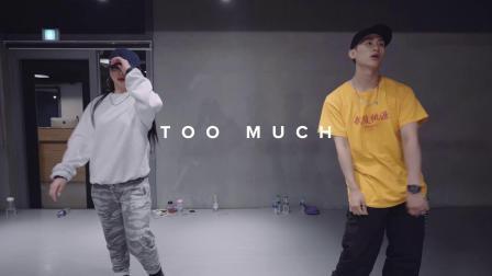 【搜罗天下】1M舞室:嘻哈节奏编舞