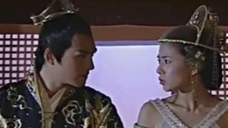 电视剧《秦王李世民传奇》:李世民在红线面前表达出自己对窦建德的钦佩