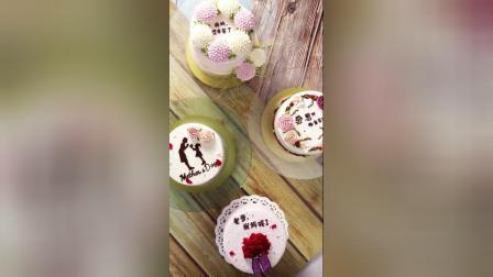母亲节主题系列蛋糕
