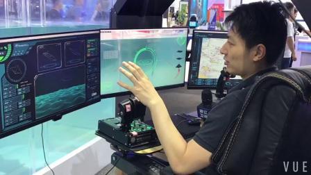 【CES Asia 2018】浙江卫视记者现场体验ROBOSEA中央控制平台