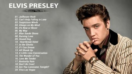 Elvis Presley Greatest Hits Full Album