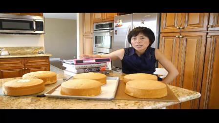 海绵蛋糕的做法 鸡蛋糕怎么蒸 蛋糕工坊