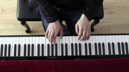 致爱丽丝 贝多芬 钢琴曲片段