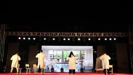 枣庄科技职业学院17年迎新晚会小品《手机综合征》