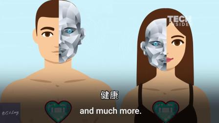[K分享] 1000年以后的人类会是什么模样?(中文字幕)