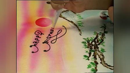 玫瑰花造型纸杯蛋糕-如何裱花