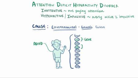 注意力缺失多动障碍(ADHD)介绍