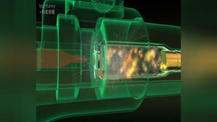 美国子弹工厂机械化生产全过程, 这将要带走多少生命