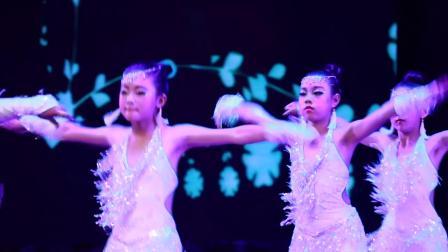 拉丁舞《功夫熊猫》榆林市声韵艺术培训学校选送