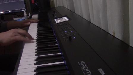 【钢琴】故乡的云 钢琴即兴翻弹
