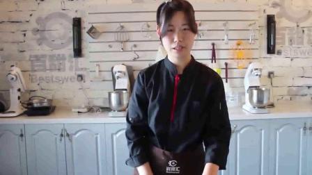 新余韩式裱花培训 裱花蛋糕的制作方法 心形水 裱花图片