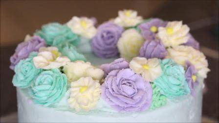 戚风蛋糕完全记录片—1【歌图蛋糕打印机】
