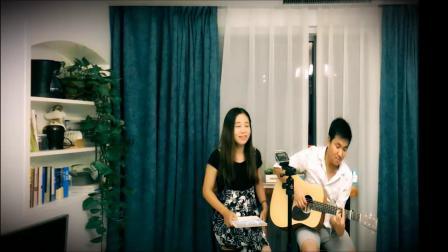 【Kevin出品】吉他弹唱 晚霞(天天、箜小姐)