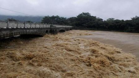 永州—2017洪水来袭时...