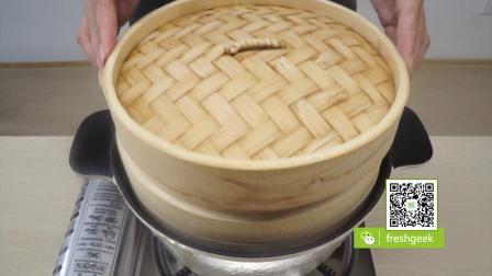 小鲜侠鲜食记|椰香紫薯糯米糍,健康美味还不长胖哦!