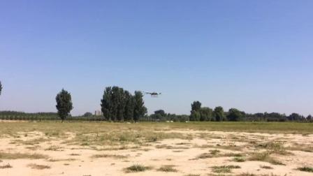 HuGin固定翼遥控飞行器2750mm翼展