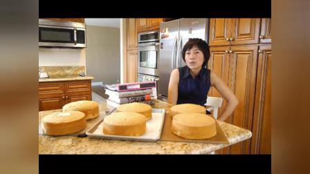 制作水果蛋糕 电高压锅做蛋糕 美心蛋糕
