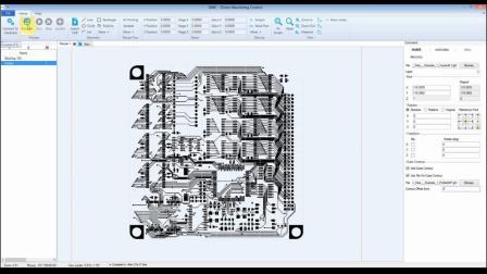 DMC_ PCB laser etching _ marking preparation