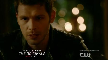 The Originals 5x10 There in the Disappearing Light 预告