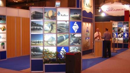 Salher污水处理系统工厂展示(www.saahor.com)
