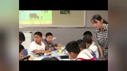 人美版小学四年级美术下册15学画农民画-李老师配视频课件教案
