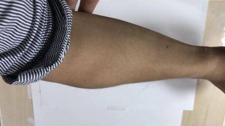 彩铅的排线手法