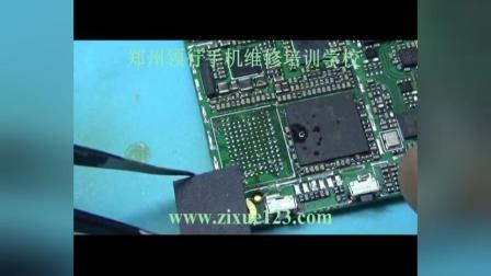 手机维修手工基础--拆装三大件