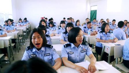 云南省司法学校红河校区104中队毕业纪念视频