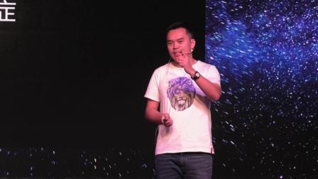 有温度的科技装置:田力先生@TEDxQuanzhou2018 未来的你