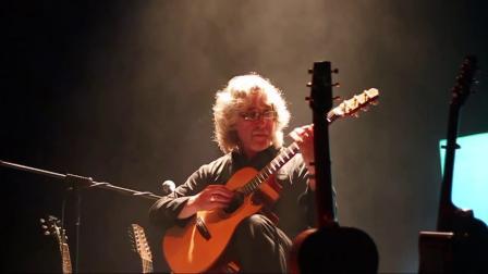 英国演奏家Gordon Giltrap指弹吉他作品「Down The River」