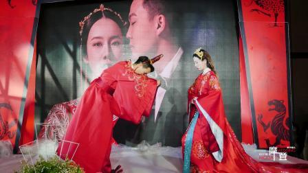 襄阳首次飞纱婚礼、襄阳最具创意摩登婚礼、襄阳个性婚礼