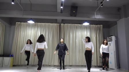 深圳爵士舞 初级班爵士舞蹈教学 深圳华辰