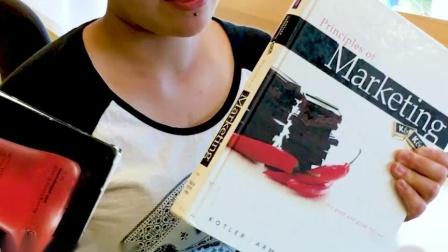 我的阿德莱德宣传片:买书