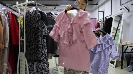 精品女装批发服装批发时尚服饰夏装女士新款精品套装裙子小衫混批走份30件一份,不挑款零售混批