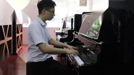 优美钢琴曲《纯白》