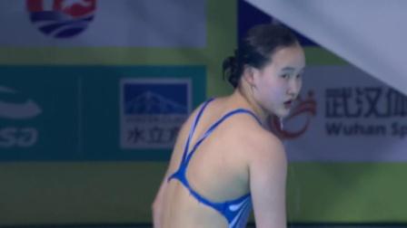 女子10米台预赛,中国队张家齐、任茜顺利挺进半决赛