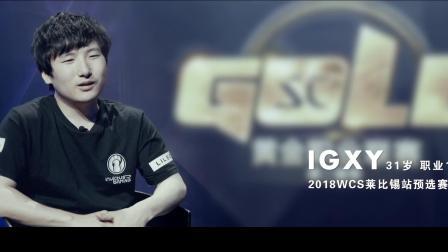 2018《星际争霸Ⅱ》黄金职业联赛第二赛季 纪录片