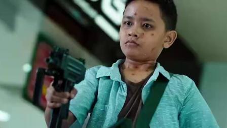 湄公河行动 在这部电影中小孩子都那么的厉害! !