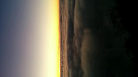 加利福尼亚一号公路的云海