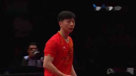 2018德国公开赛 马龙十佳球 龙队还是那个龙队精彩犹在 乒乓球集锦