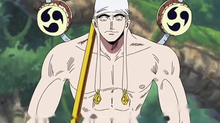 海贼王: 这三人把果实能力用反了! 将战斗果实当成治疗果实使用!