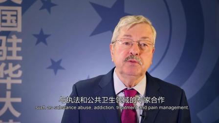 美国驻华大使布兰斯塔德在国际禁毒日的讲话